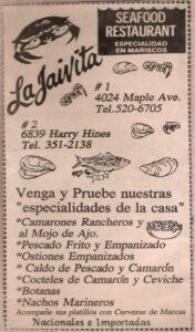 La Jaivita 1982