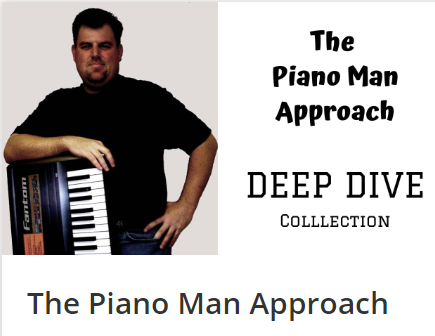 "Piano Man Approach - ""Deep Dive"""