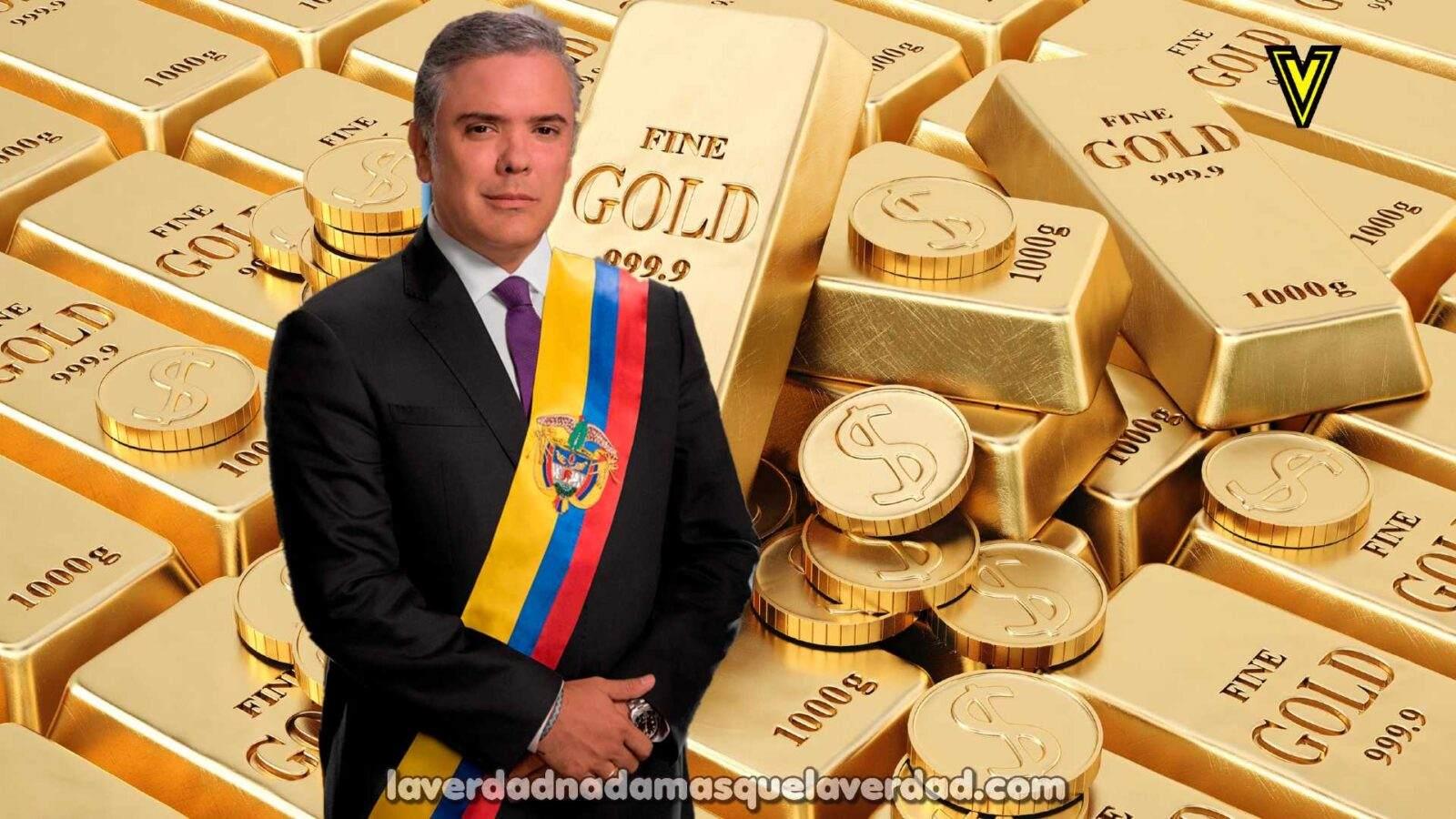 ivan duque oro