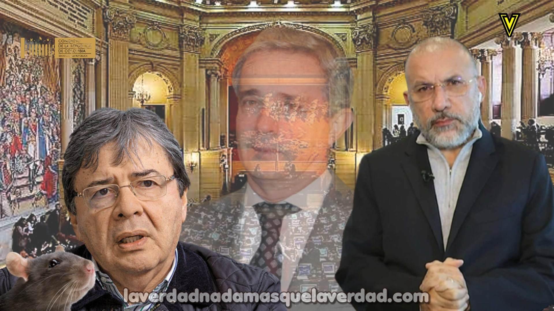 ROY MINISTRO HOLMES PETRO AAA