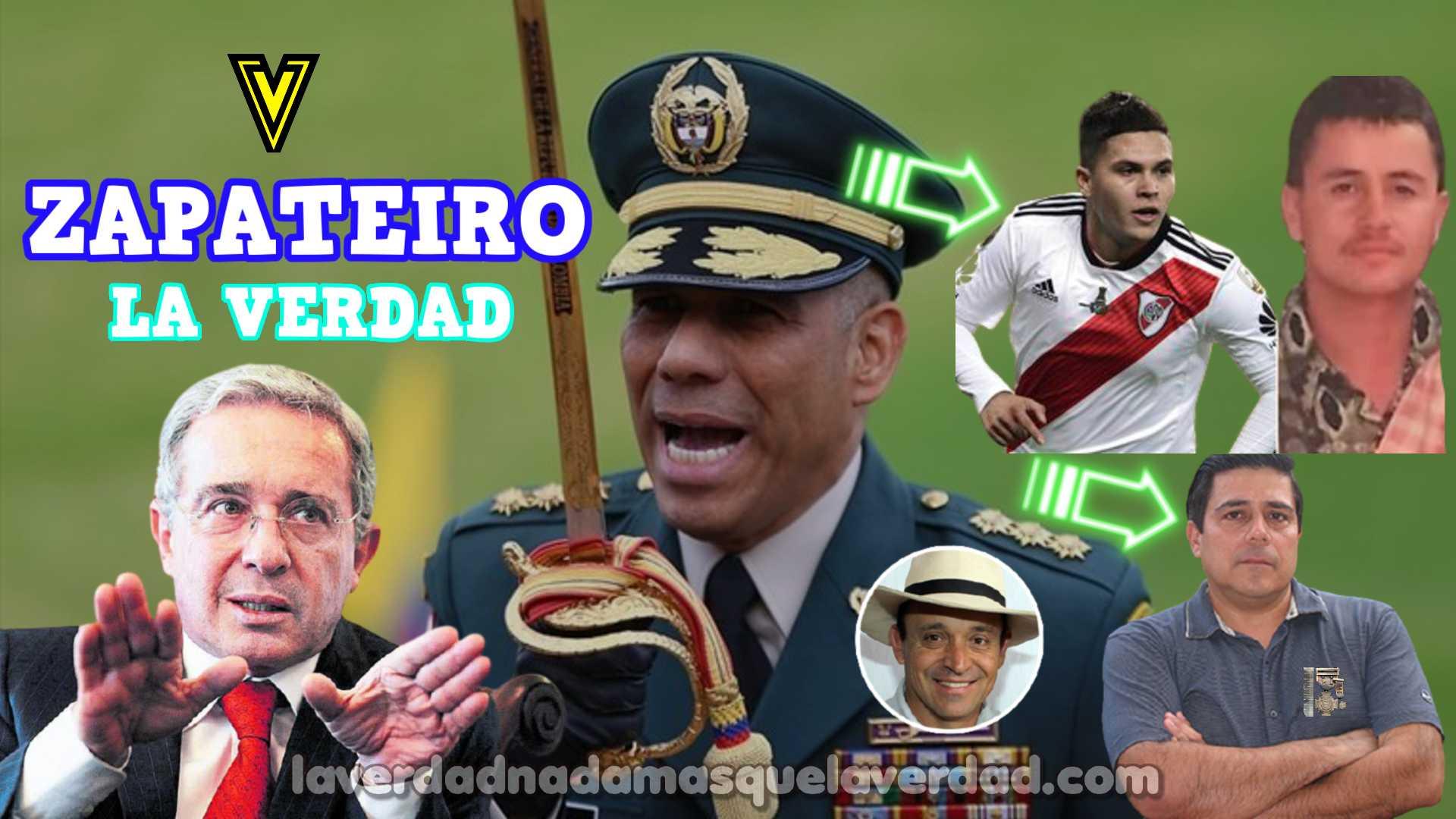 LA VERDAD SOBRE UNO DE LOS QUE LANZAN BOMBAS → ⇨ MAYOR GENERAL EDUARDO ENRIQUE ZAPATEIRO ALTAMIRANDA