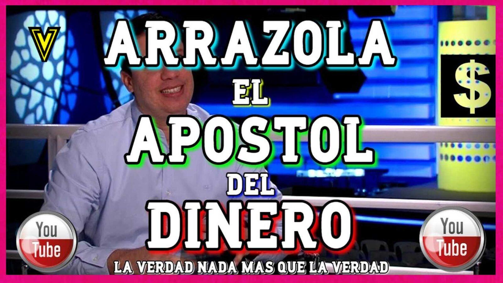 UN EMBUSTERO LLAMADO PASTOR MIGUEL ARRAZOLA PINEDA EL APOSTOL DEL DINERO RIOS DE VIDA 【 RIOS DE DINERO 】