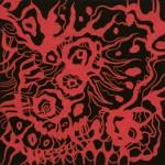 "The Spirit War, 2012. Acrylic on canvas. 12"" x 12""."