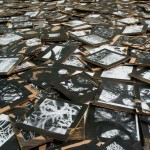 1001 Realities, 2008. Mixed media installation (detail). Dimensions variable.