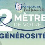 Parcours Parkinson 2020 : dons acceptés jusqu'au 31 octobre !