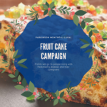 Fruit cake campaign : holidays are coming!