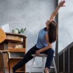 New service - Sign up for meditation and chair yoga workshops