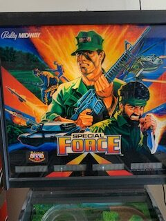 Bally/Midway Special Force