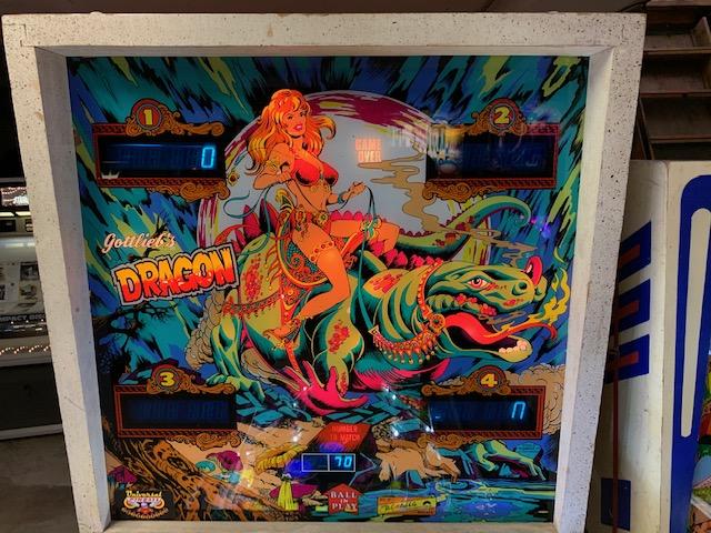 Gottlieb's Dragon