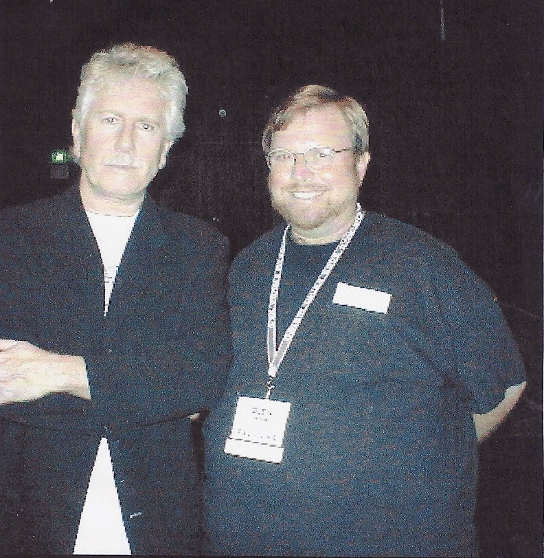 With Graham Nash