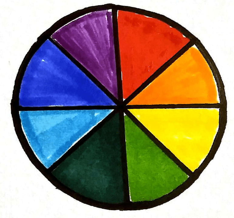 Colour wheel hehe
