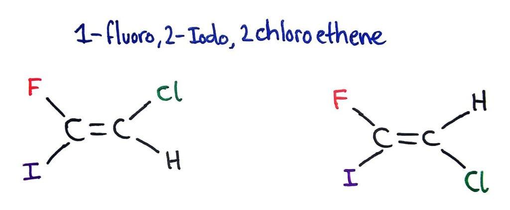 EZ isomers