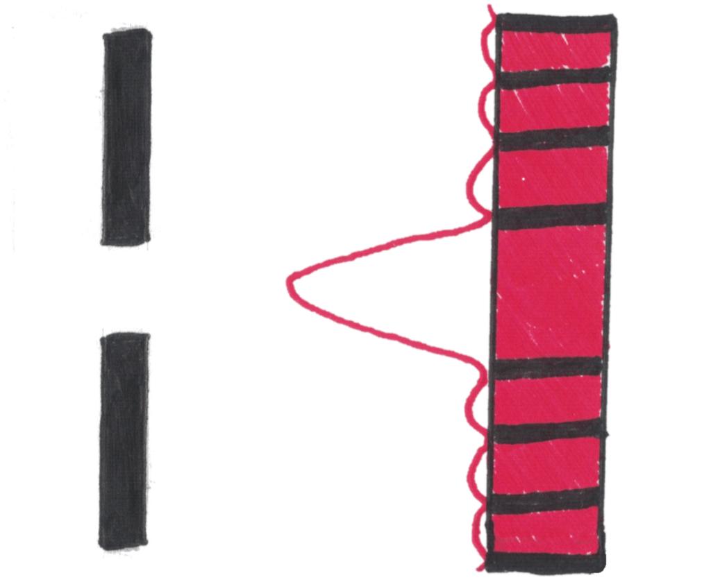 single slit pattern