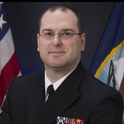 Ian L. Valerio, MD, MS, MBA, FACS, Commander (CDR), Medical Corps, US Navy