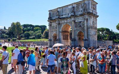 Embrace the tourists