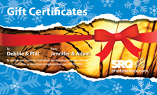 private photography instruction gift certificates