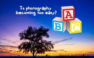 Has photography become too easy?