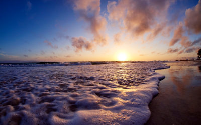 Sunset Photography Tip 1 – Timing is everything