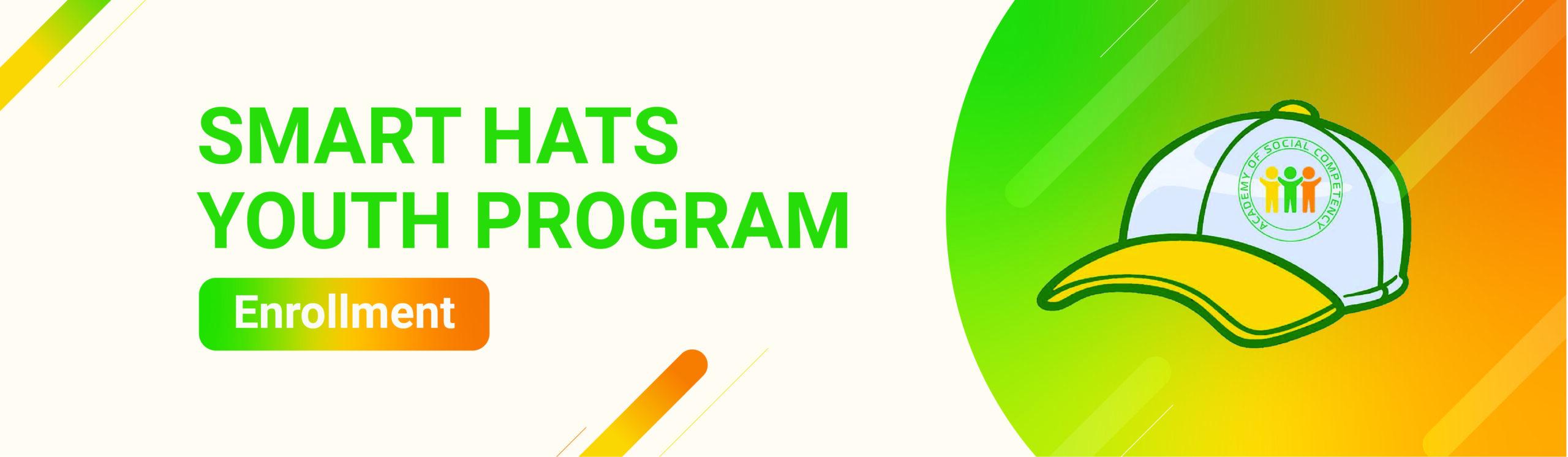 Enrollment   Smart Hats Youth Program