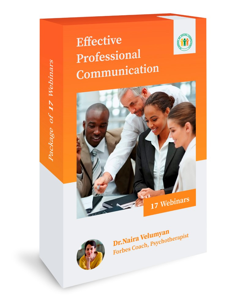Webinars on Communication Skills for Professionals and Entrepreneurs | Academy of Social Competency