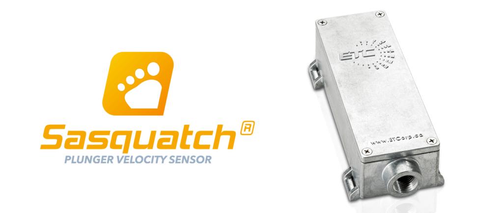 ETC Sasquatch Plunger Velocity Sensor