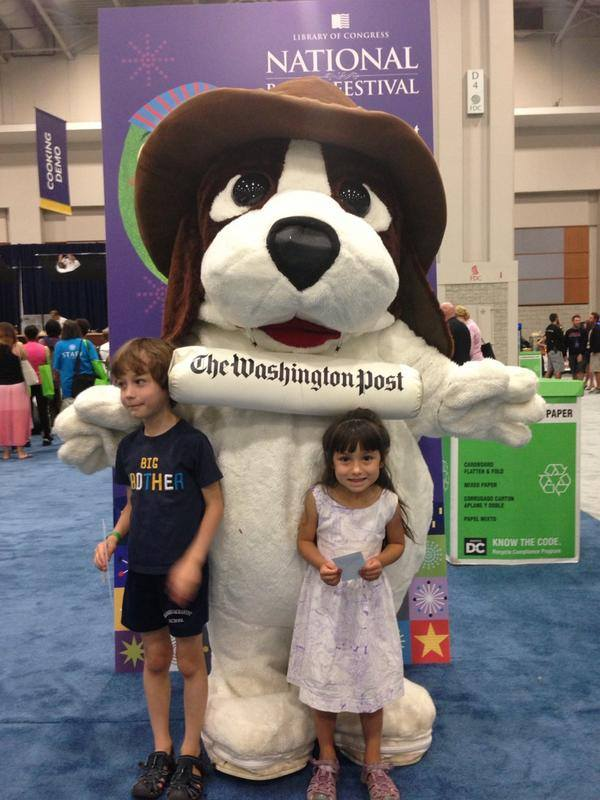 15th Anniversary Library of Congress National Book Festival