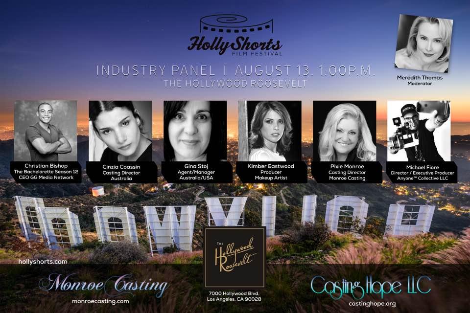 Holy Shorts Film Festival Industry Panel