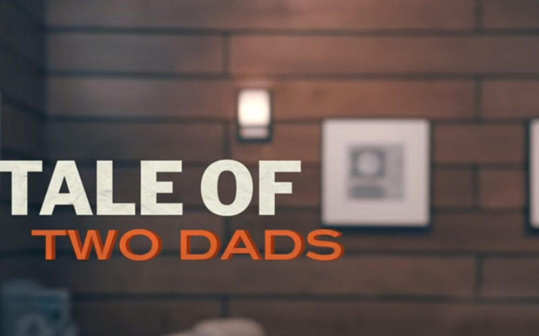 "AT&T ""TALE OF TWO DADS"""