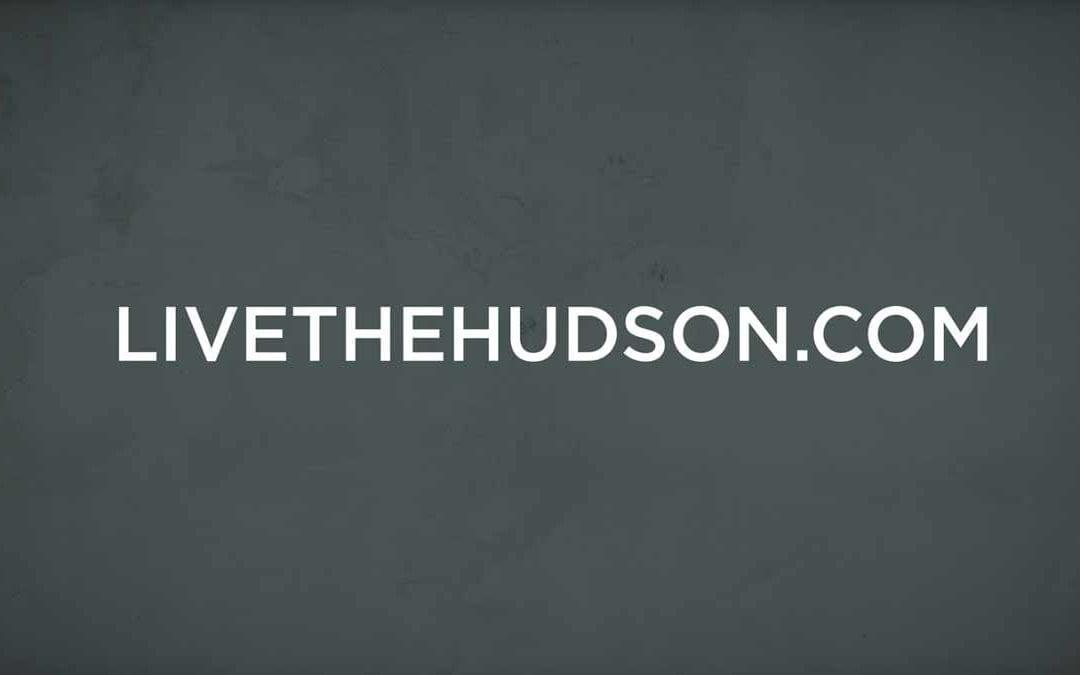 LIVE THE HUDSON