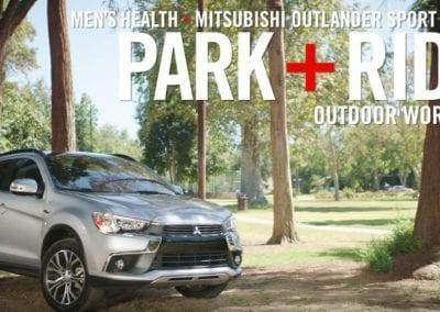 MENS HEALTH MITSUBISHI – OUTDOOR WORKOUT