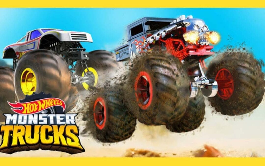 VOICEOVER: Monster Trucks | @Hot Wheels