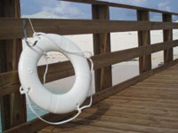 Dockside Life Ring