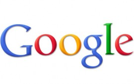 Google Search Engine Logo.
