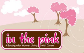 In the Pink Botique and Salon, for women living with cancer.