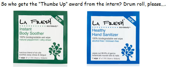 Healthy Body Soother and Instant Hand Sanitizer