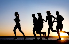 If you have asthma, jogging with friends may be possible with the right medication.