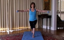 SML Mat Exercise: The Lunge and Lift