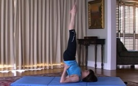 SML Mat Exercise: The Shoulder Stand