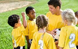 Kids' Soccer Team