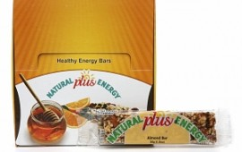 Natural Plus Energy Bars