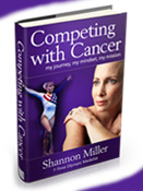 Shannon Miller - Competing with Cancer eBook