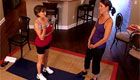 Bend Lift Curl Exercise - Fit Pregnancy DVD