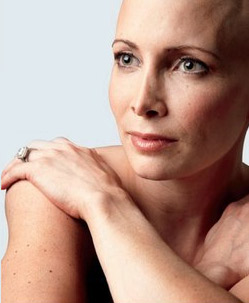Shannon puts Face on Cancer for Costco Connection
