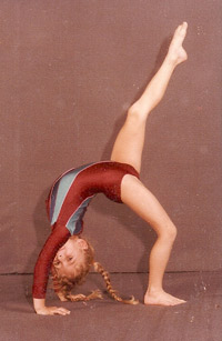 Shannon Miller Lifestyle - Upside Down for Children's Miracle Network