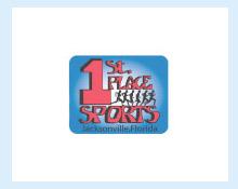 1st Place Sports - logo