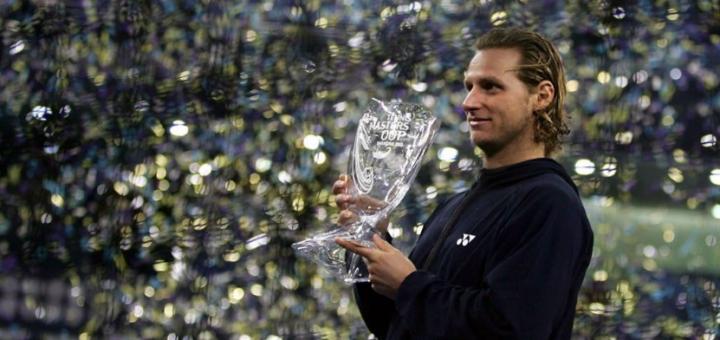 David Nalbandian - Masters Cup Shangai 2005