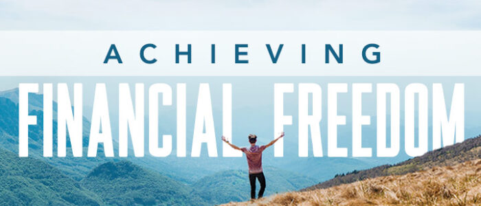 Financial Freedom: Learning is never too late