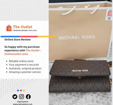 the outlet shop review