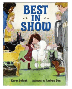 Best in Show at the Corner Bookstore