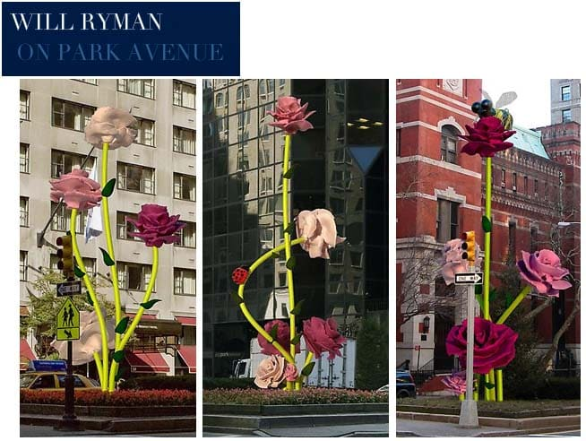 Shop and Smell the Roses Inspired by Will Ryman
